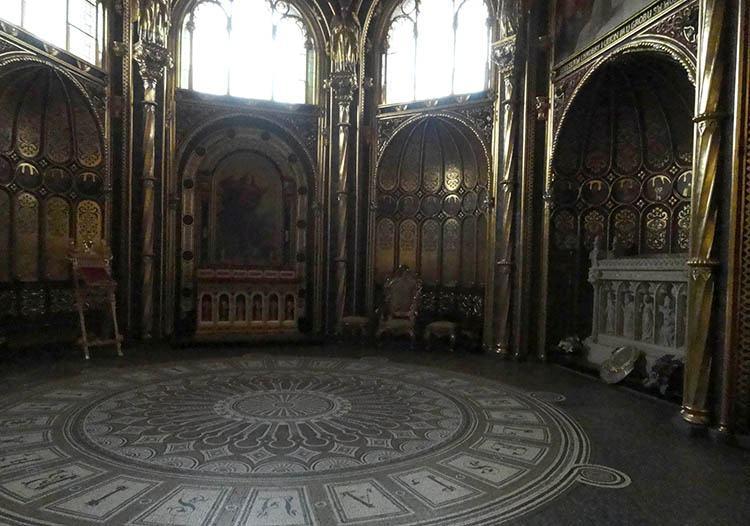Katedra Złota Kaplica ołtarz Ostrów Tumski Poznań ciekawostki
