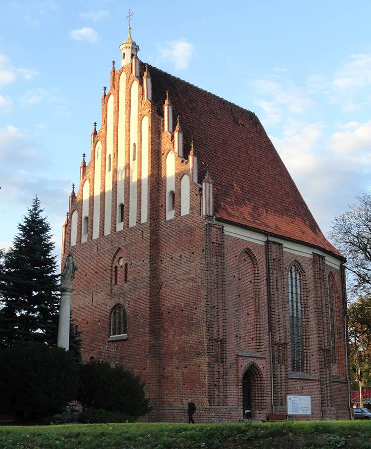 Kościół Najświętszej Maryi Panny Ostrów Tumski Poznań ciekawostki