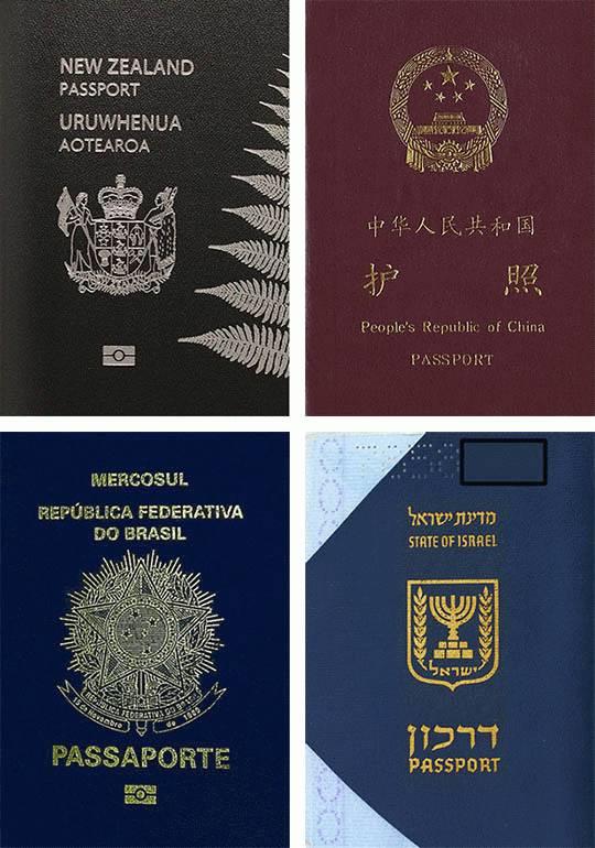 paszport ciekawostki paszporty wizy wiza wyjazdy wakacje podróże