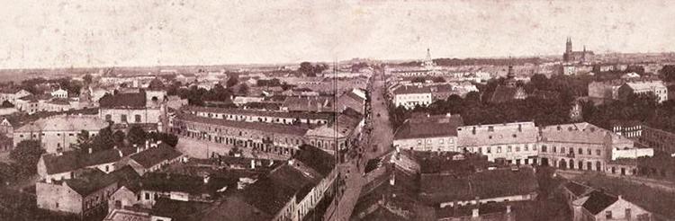 Radom ciekawostki 1914 zdjęcia historia