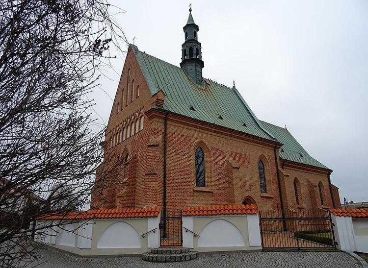 Radom ciekawostki kościół św. Wacława