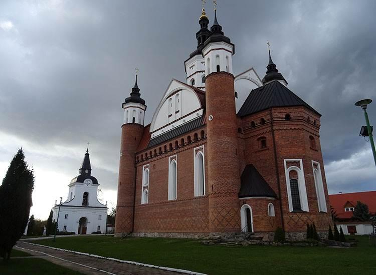 Supraśl ciekawostki atrakcje monaster cerkiew