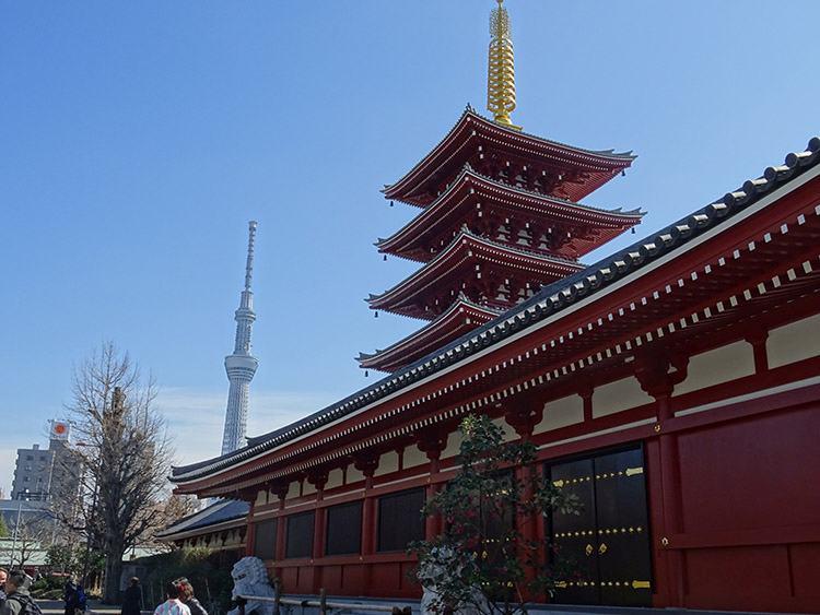 Tokio Skytree wieża Japonia ciekawostki