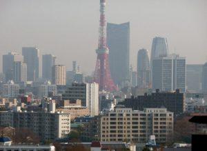 Tokyo Tower wieża Tokijska Tokio Japonia ciekawostki