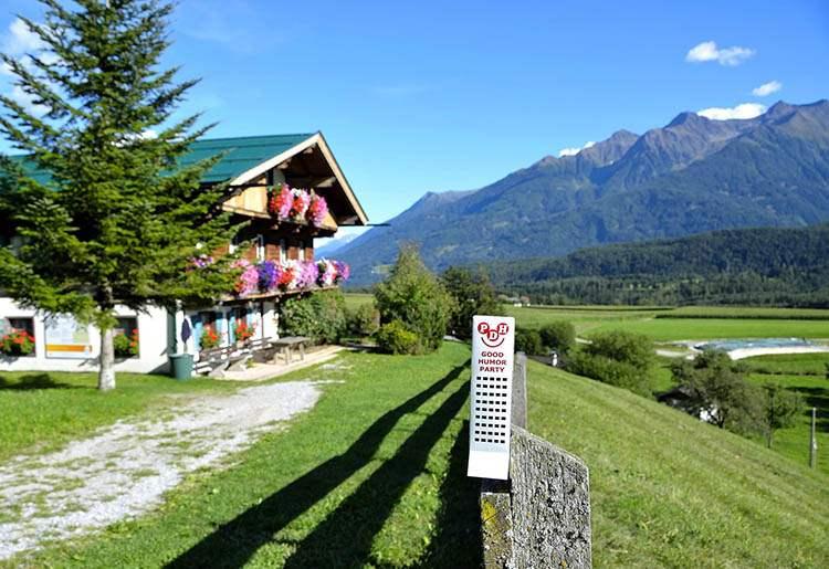 Tyrol Wildermieming Austria ciekawostki