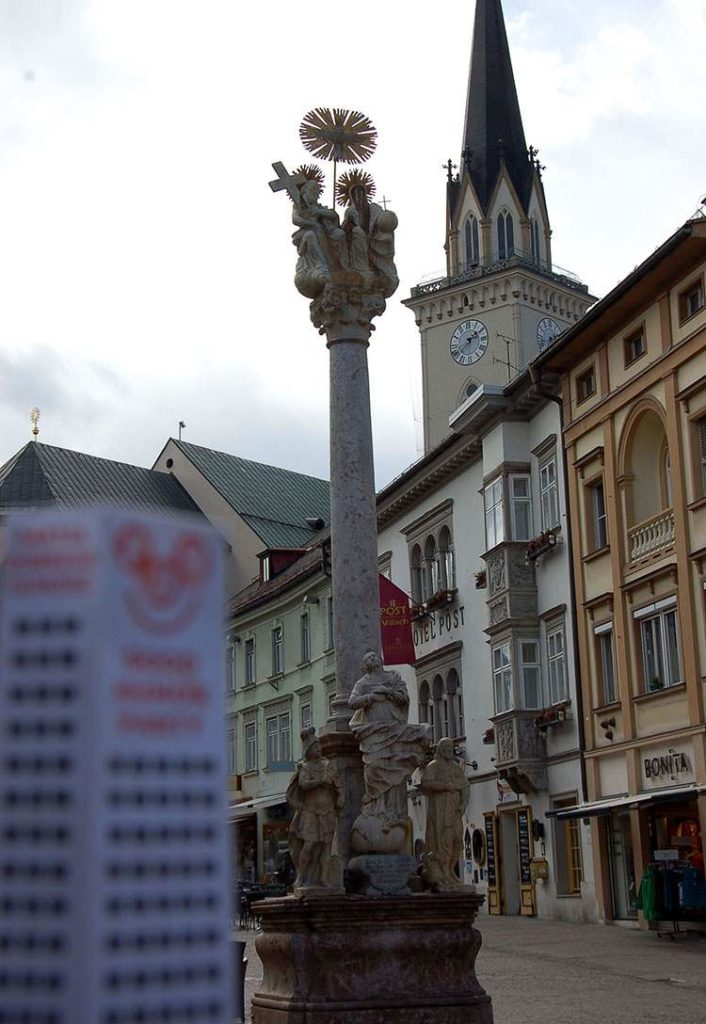 Villach Austria ciekawostki