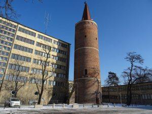 Wieża Piastowska Opole ciekawostki zabytki atrakcje