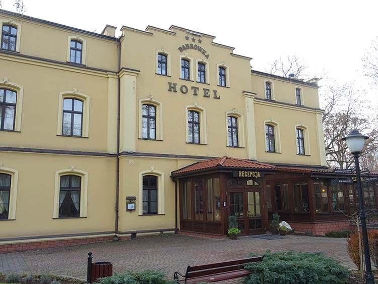 hotel Willa Dąbrówka Jastrzębie Zdrój