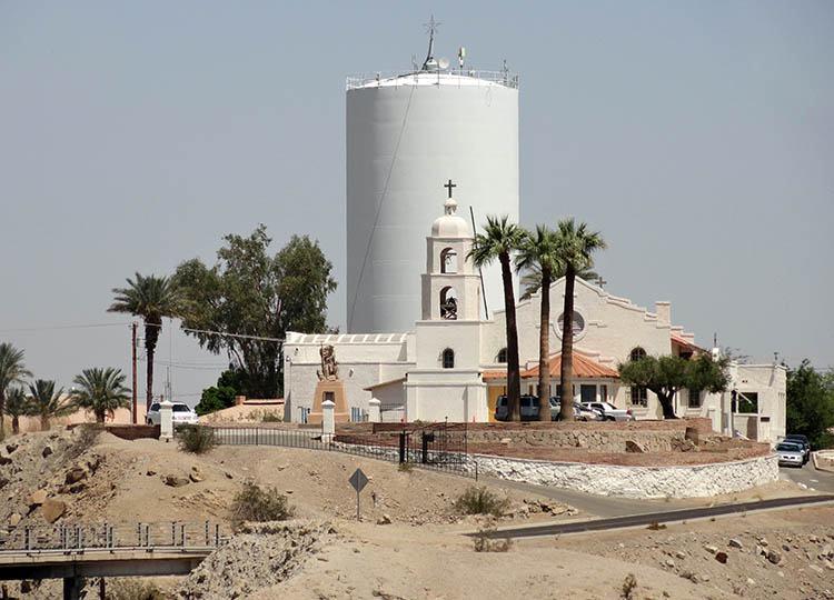 Yuma Arizona więzienie ciekawostki miasto western prison