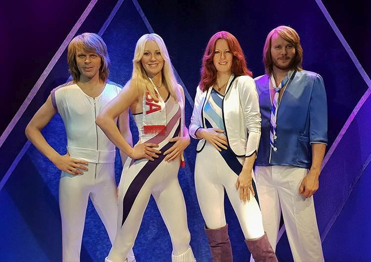 zespół ABBA Szwecja ciekawostki
