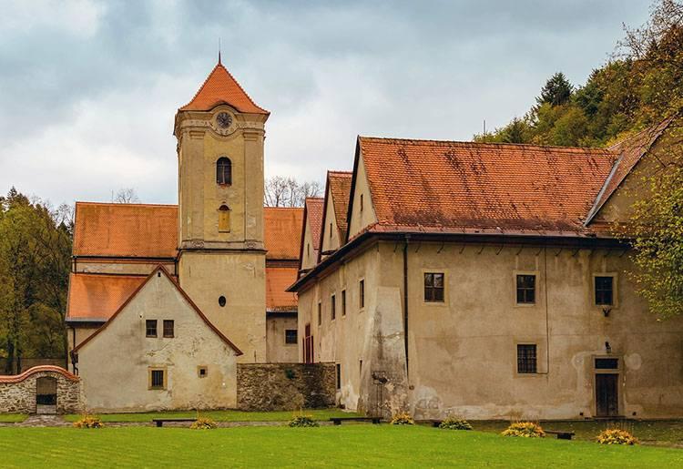 Czerwony Klasztor góry Pieniny ciekawostki atrakcje