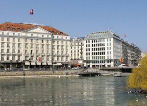 Genewa ciekawostki Szwajcaria historia miasto