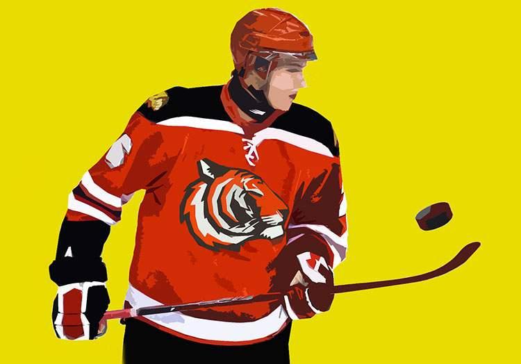 hokej humor hokeiści dowcipy o hokeistach kawały