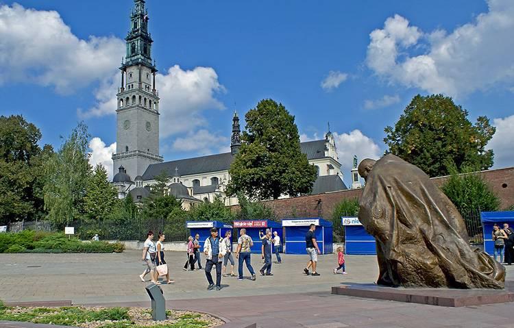 Jasna Góra klasztor Częstochowa ciekawostki atrakcje