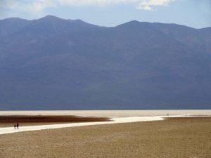 jezioro Badwater ciekawostki Kalifornia Dolina Śmierci Death Valley