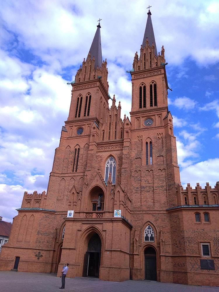 katedra Włocławek ciekawostki atrakcje zabytki