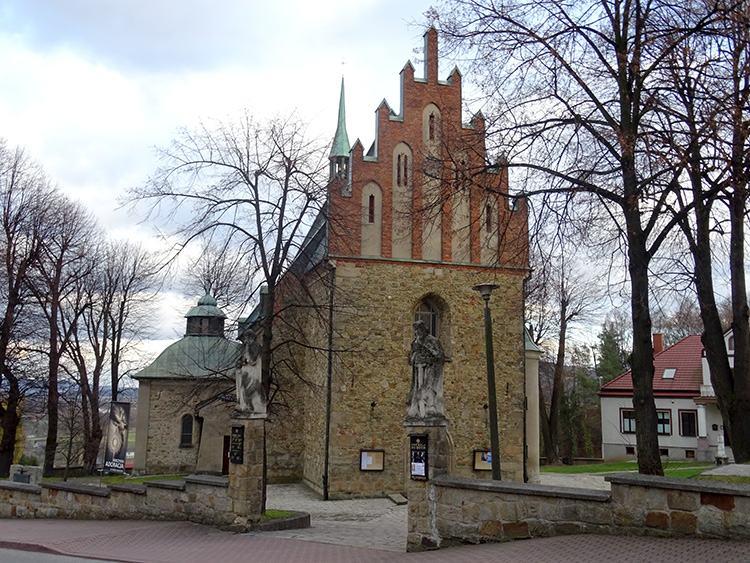 kościół Czchów ciekawostki atrakcje zabytki