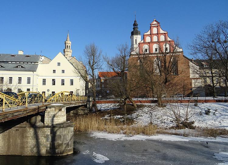 kościół Franciszkanów Opole ciekawostki zabytki atrakcje