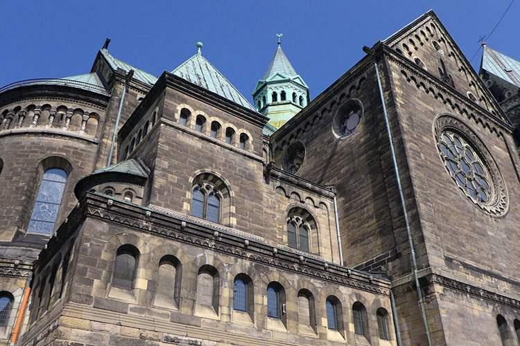 kościół św. Jacka Bytom ciekawostki atrakcje miasto