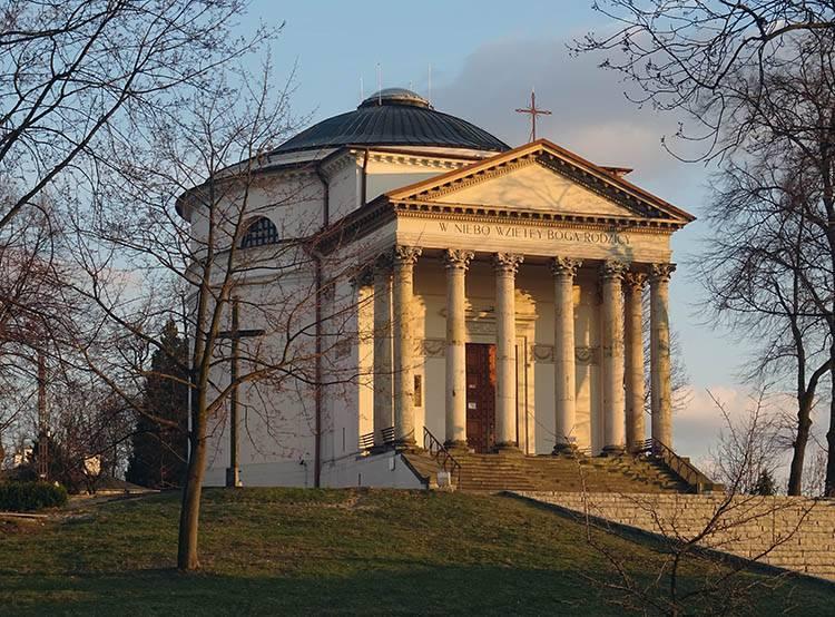 Kościół Wniebowzięcia Puławy ciekawostki atrakcje zabytki