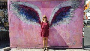 Agnieszka Liddle Los Angeles przewodnik Beverly Hills ciekawostki
