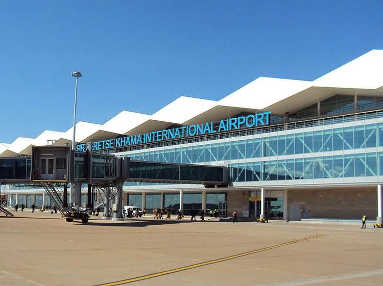lotnisko Gaborone ciekawostki Botswana
