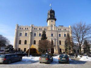 miasto Jarosław ciekawostki zabytki ratusz