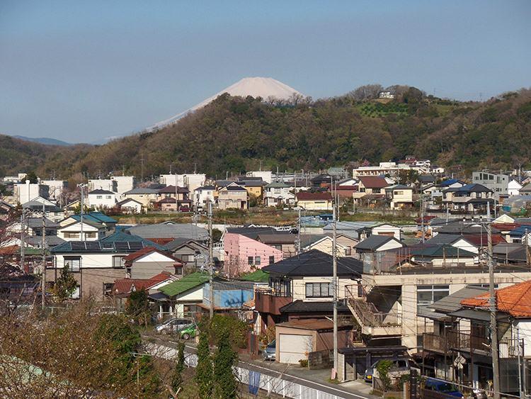 Oiso Oiso-Machi Japonia miasto Japan