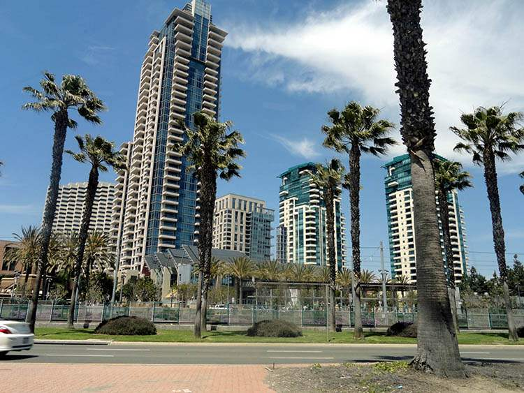 USA miasto San Diego ciekawostki atrakcje