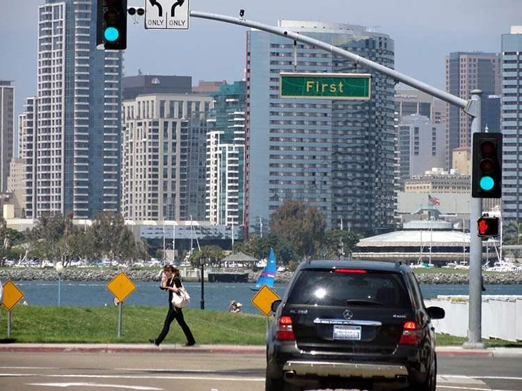 miasto San Diego ciekawostki atrakcje Kalifornia