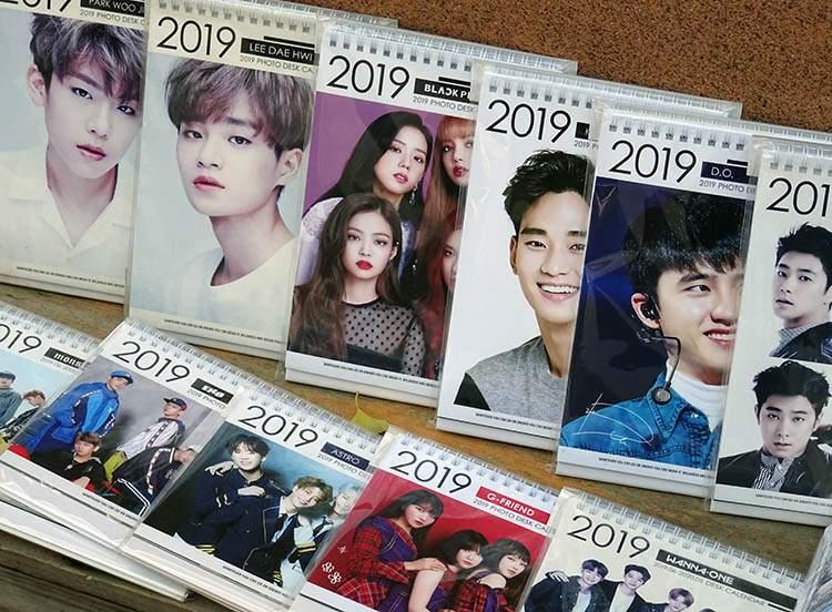 muzyka K-pop gwiazdy Korea południowa