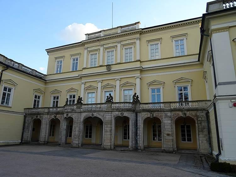 pałac Czartoryskich Puławy ciekawostki atrakcje zabytki