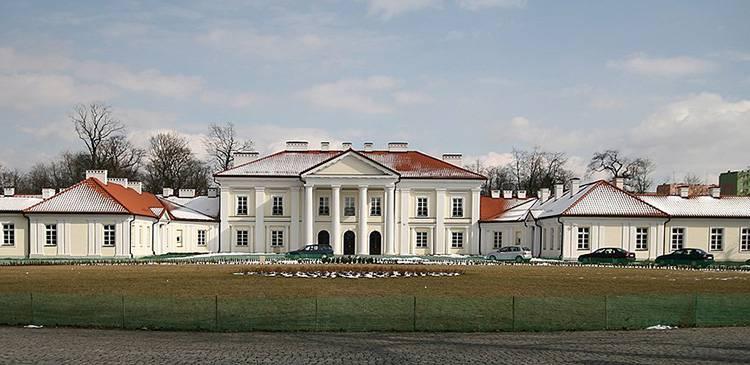 pałac Ogińskich Siedlce ciekawostki atrakcje zabytki