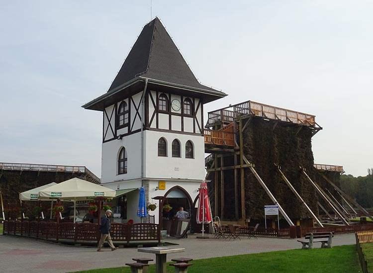 tężnie park solankowy Inowrocław ciekawostki