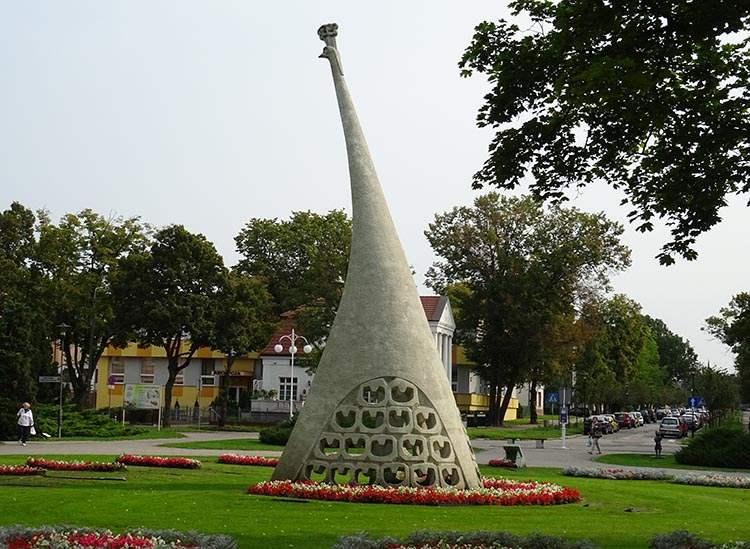 park solankowy Inowrocław ciekawostki