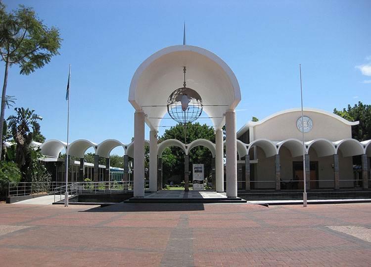 parlament Gaborone ciekawostki Botswana