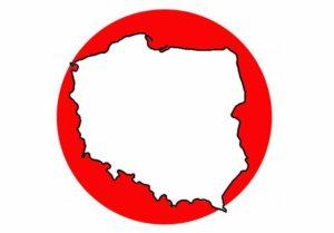Polska granice Polski ciekawostki kształt granic