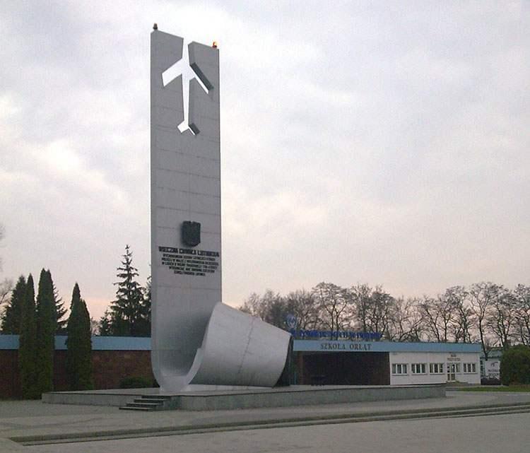 pomnik Dęblin ciekawostki zabytki atrakcje