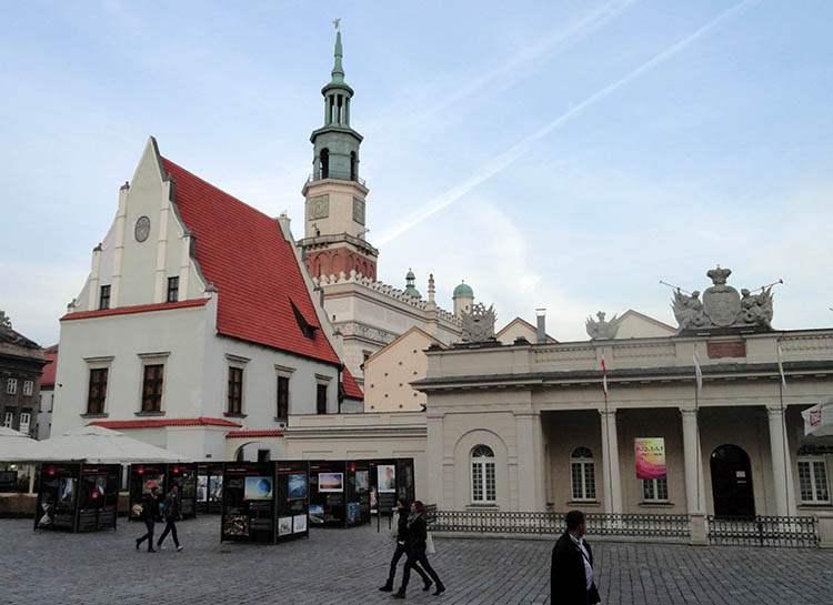 Poznań muzea Poznania muzeum Stary Rynek