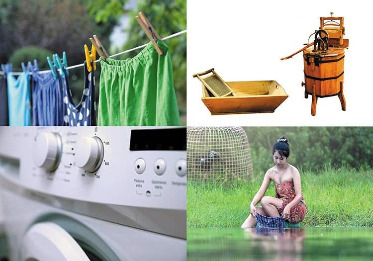 pranie pralka ciekawostki automatyczna historia pralki prania
