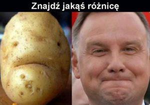 prezydent Andrzej Duda memy satyra humor śmieszne obrazki