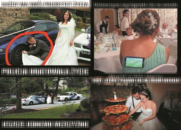 wesele memy ślub weselne humor śmieszne obrazki
