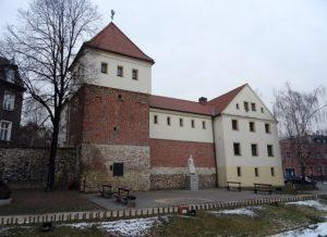 zamek Gliwice ciekawostki atrakcje zabytki