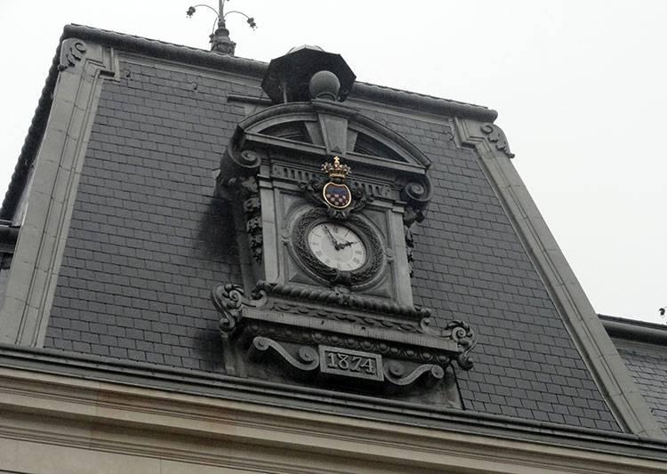 zegar zamek pałac Pszczyna ciekawostki atrakcje