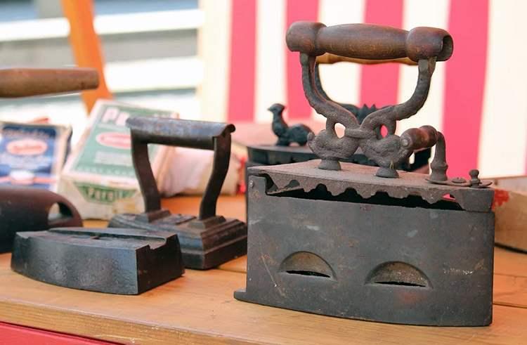 żelazko ciekawostki historia żelazka wynalazek