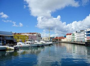Bridgetown ciekawostki Barbados