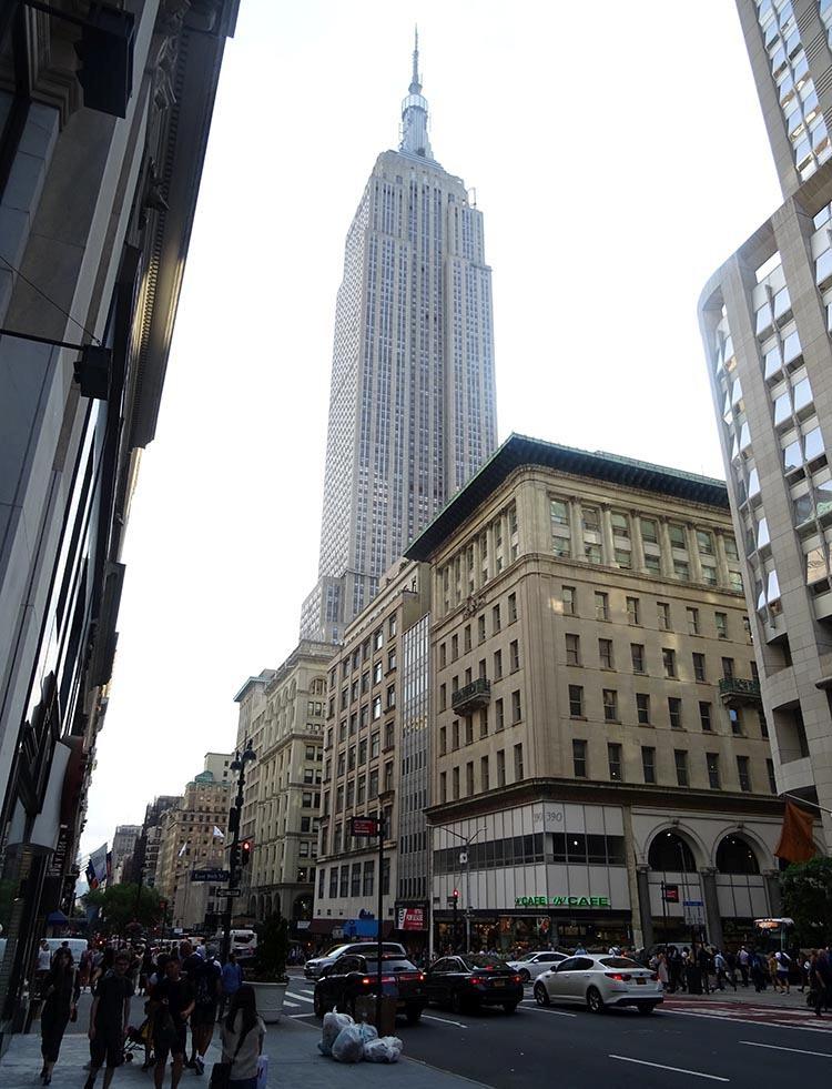Empire State Building ciekawostki Nowy Jork Manhattan