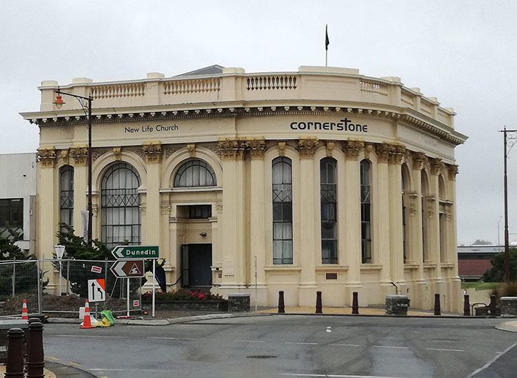 kościół ciekawostki Nowa Zelandia atrakcje