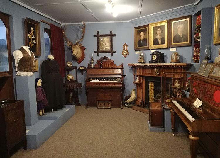 Hokonui Moonshine Museum muzeum bimber Gore ciekawostki Nowa Zelandia