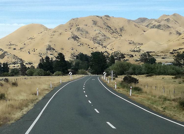 Hurunui Nowa Zelandia ciekawostki Canterbury